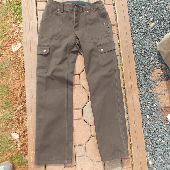 73af47eb1e9bc Duluth Trading Co Pants - Duluth Trading Co Fleece Lined Work Pants 6X33